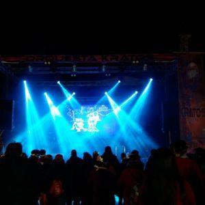 iluminacion para eventos y festivales