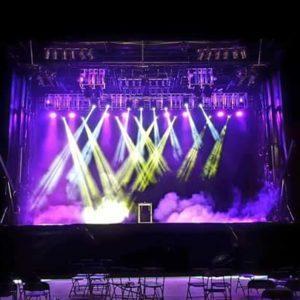 alquiler iluminacion para eventos