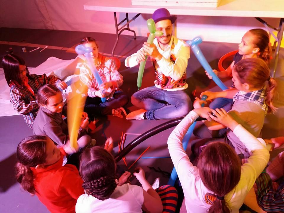 contratacion fiestas infantiles para eventos